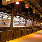 last train out, Newark Penn Station Series by mikepaulhamus