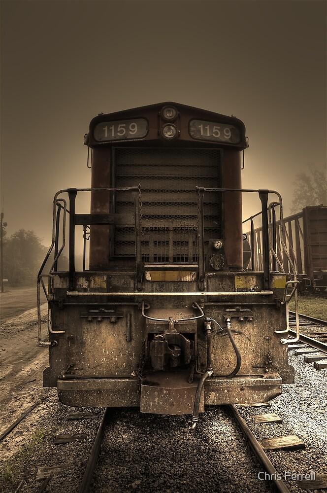Engine 1159 by Chris Ferrell