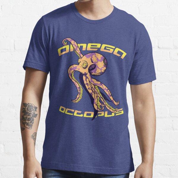 Omega Octopus Essential T-Shirt
