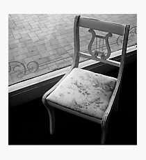 """""""The Eighth Chair"""" Photographic Print"""