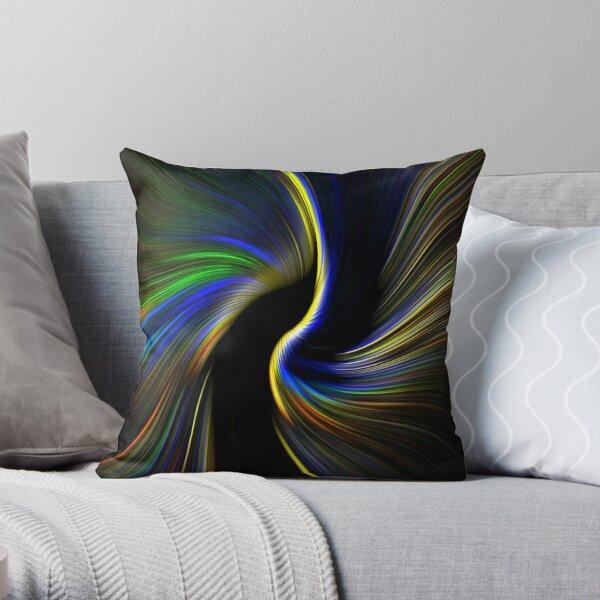 Abstract Church - 2 Throw Pillow