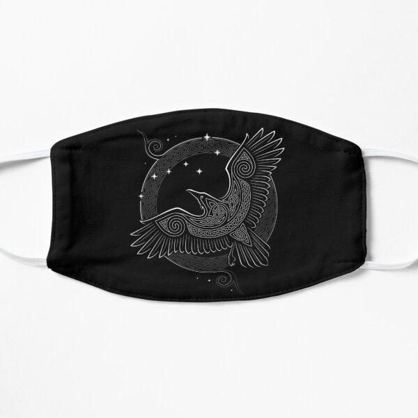 NORTHERN RAVEN Flat Mask