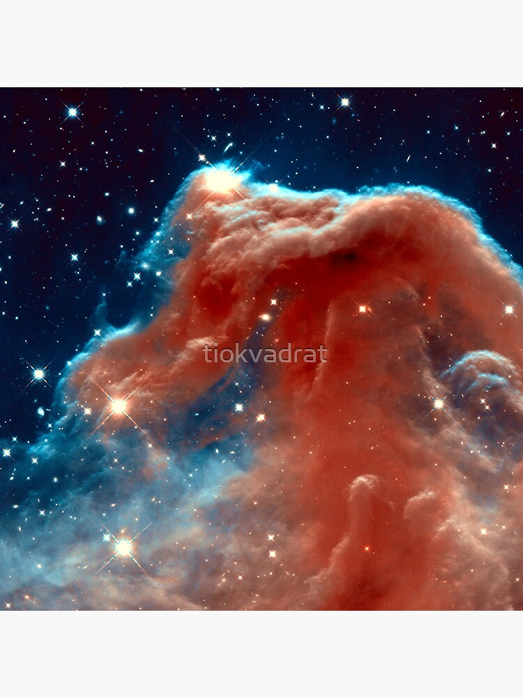 The Horsehead Nebula in Orion. Hubble Image. Isn't Astronomy Wonderful! by tiokvadrat