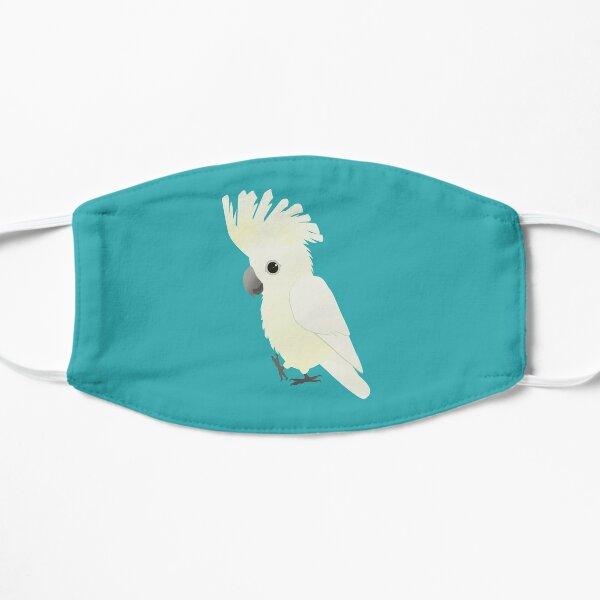 White umbrella cockatoo Mask