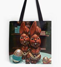 Easter Bunnies Tote Bag