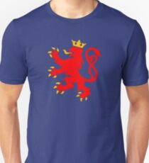 lion luxembourg crown  T-Shirt
