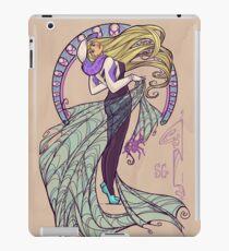 Spider Nouveau iPad Case/Skin
