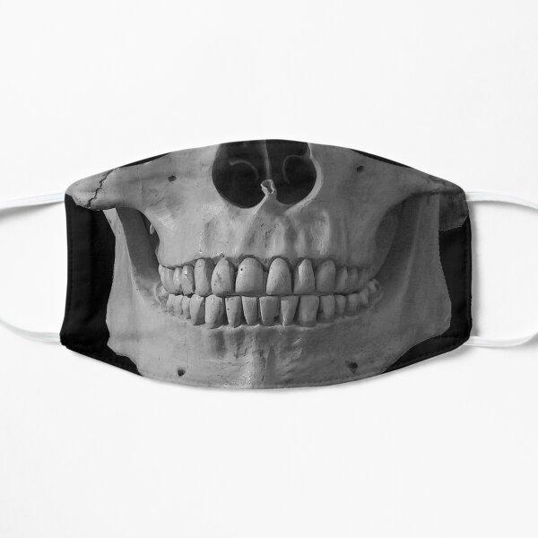 Skull - skull Flat Mask