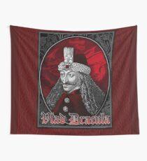 Vlad Dracula Gothic Wall Tapestry