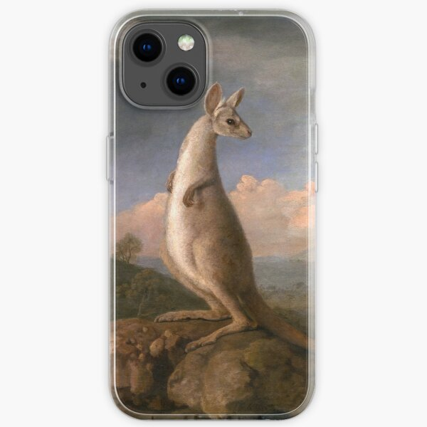 The Kongouro from New Holland (Stubbs) iPhone Soft Case