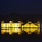 Jal Mahal - II by redscorpion