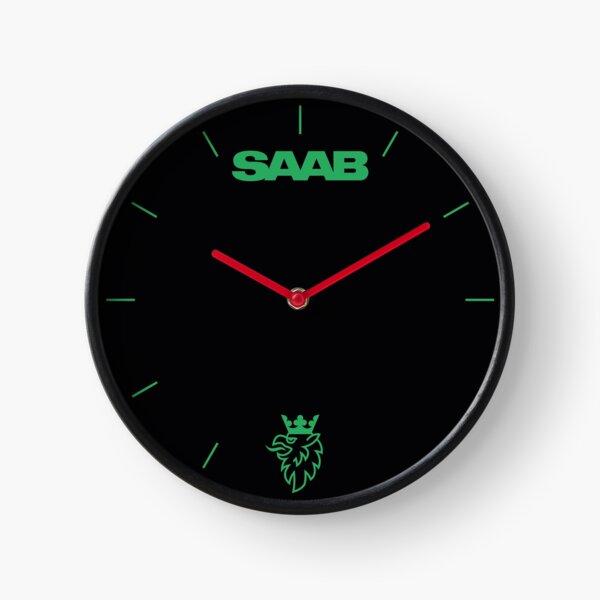 Saab Night Panel Clock