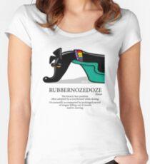 Rubbernozedoze Women's Fitted Scoop T-Shirt