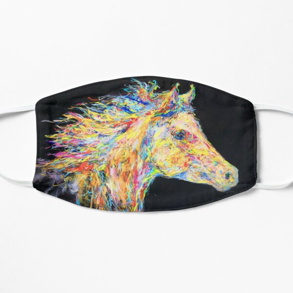 Arabian horse Mask