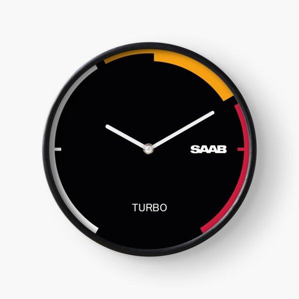Saab Turbo Boost Clock