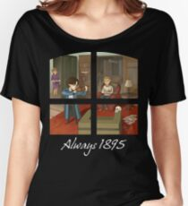Always 1895 Women's Relaxed Fit T-Shirt