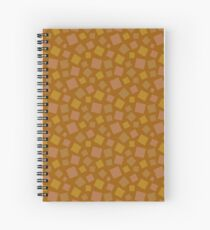 ANIMAL CROSSING GRASS (FALL) Spiral Notebook