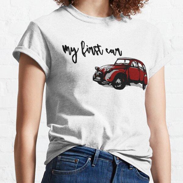 Ente -my first car Classic T-Shirt