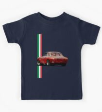 Blue vintage Italy Kids Clothes