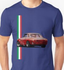 Blue vintage Italy T-Shirt