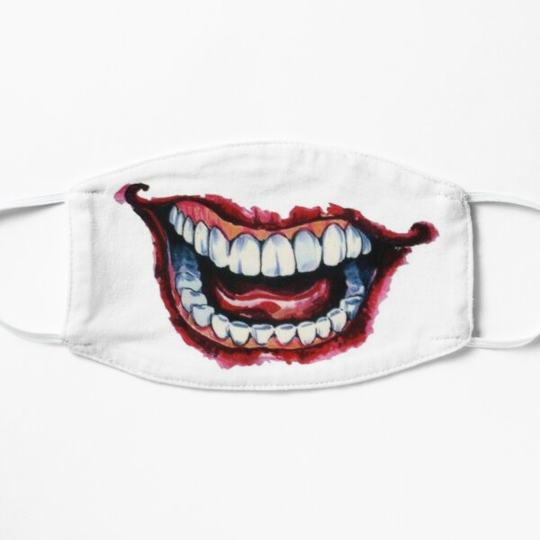 Joker Evil Smile Mask