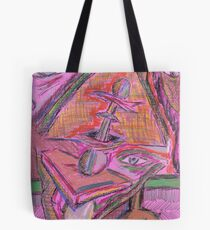 cynical solution Tote Bag