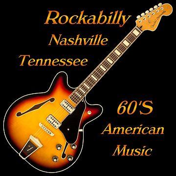 Rockabilly Nashville Tennessee  by mamza