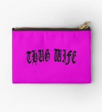 THUG WIFE Studio Pouch