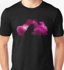 Excavator planet Unisex T-Shirt