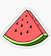 Watermelon sticker Sticker