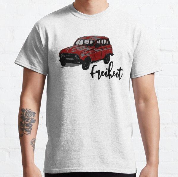 R4 Freiheit erstes Auto Classic T-Shirt