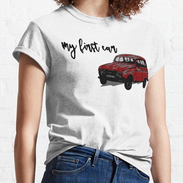 R4 my first car Classic T-Shirt