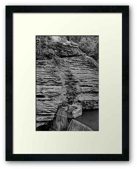 Ithaca Dam by Barry Doherty