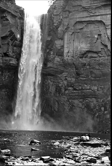 Ithaca Waterfall by Barry Doherty