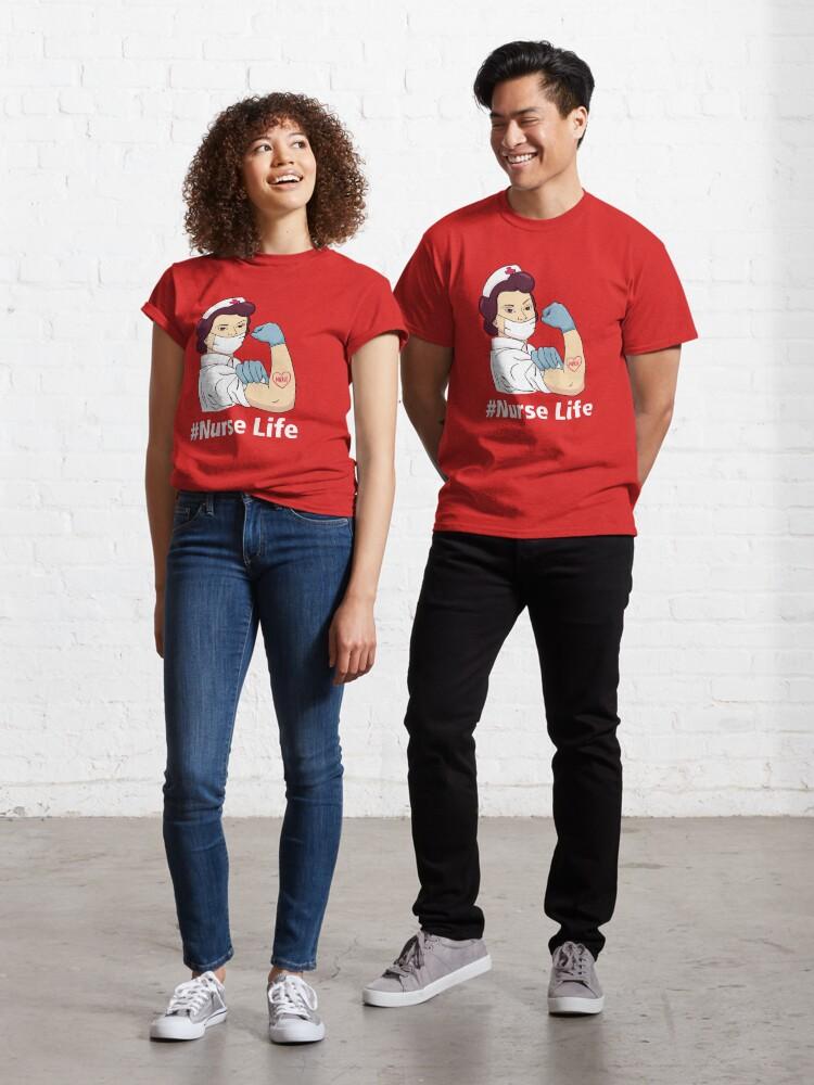 Nurse Life Shirt Cute Nursing Tshirts Leopard Camo Mask Rn Shirts Proud Nurse Shirts Cute Trendy Nurse Shirt T Shirt By Danyc88 Redbubble