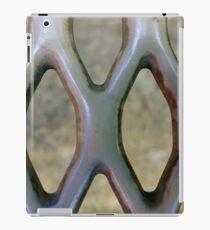Metal Grate iPad Case/Skin