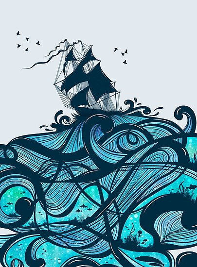 Upon The Sea by Tracie Andrews