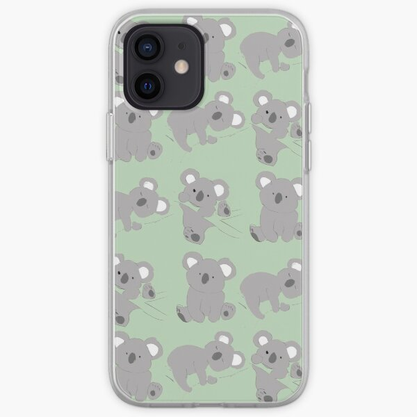 Koko Bear iPhone Soft Case
