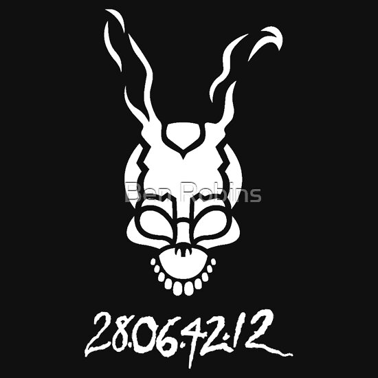 TShirtGifter presents: Donnie Darko Outline