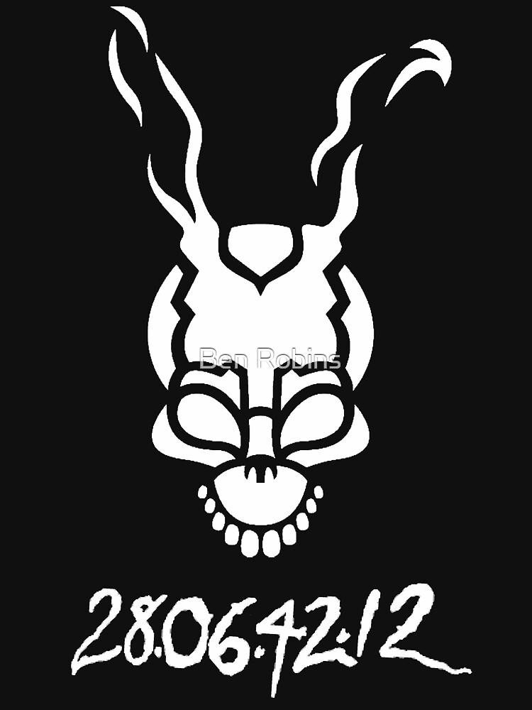 Donnie Darko Outline | Unisex T-Shirt