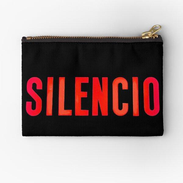Silence Zipper Pouch