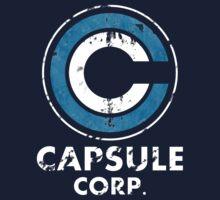 Capsule corp vintage version