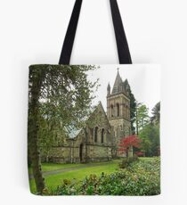 Bersham Church Wrexham N.Wales uk Tote Bag