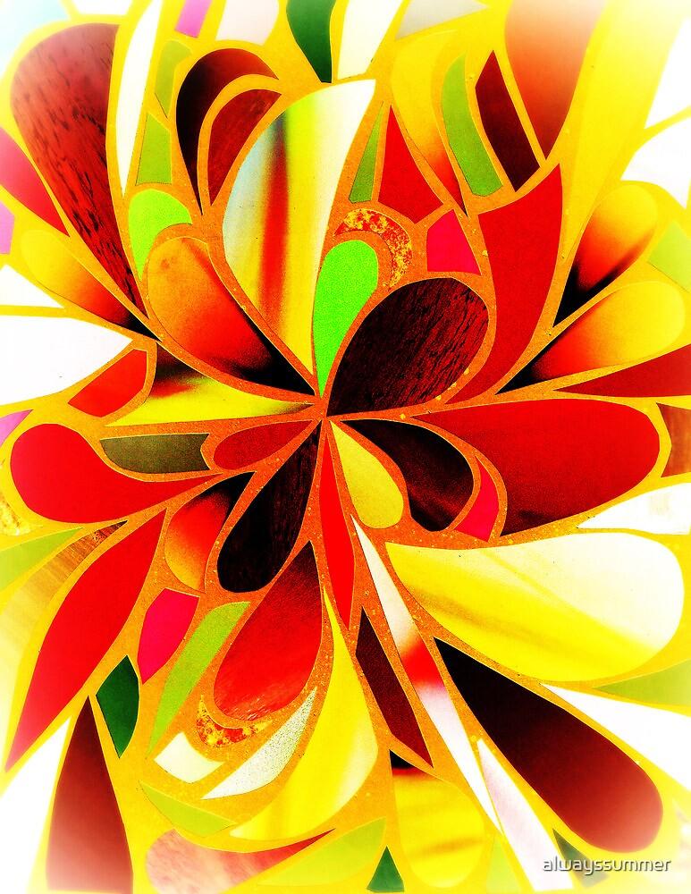 ready flower by alwayssummer