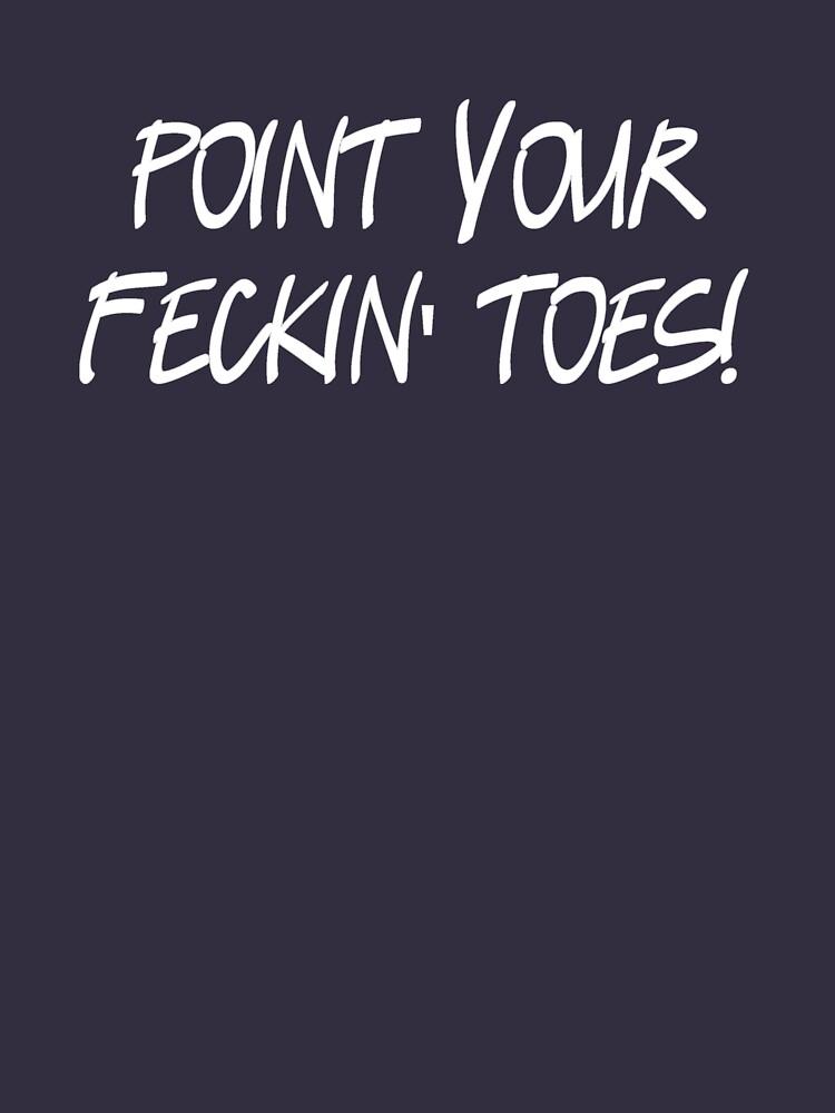 Richte deine Füße auf! von newbs