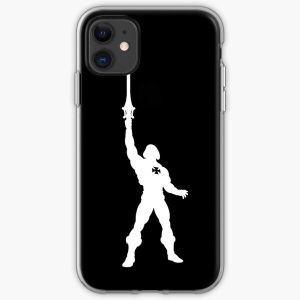 He-Man Masters of the universe iPhone Soft Case