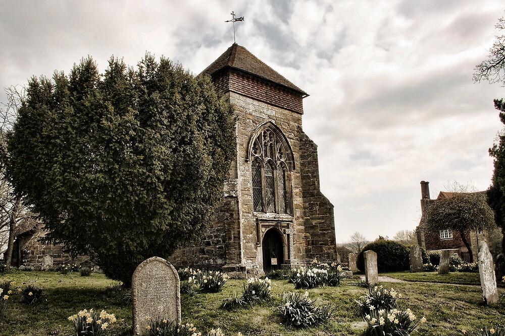 St Michael The Archangel, Penhurst by Dave Godden