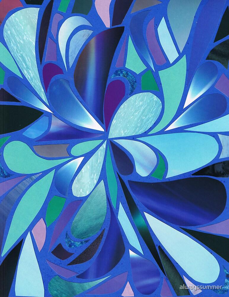 Blue Up by alwayssummer