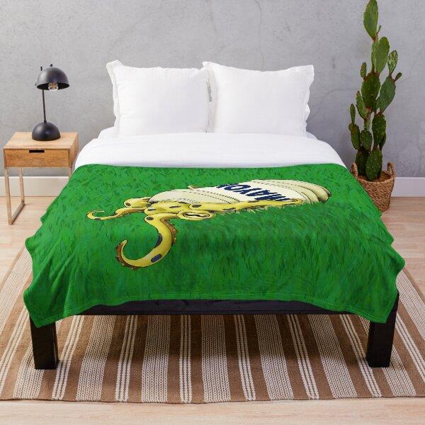 Skwirt Throw Blanket
