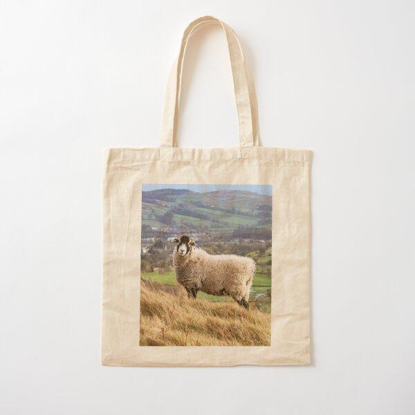 Sheep Cotton Tote Bag